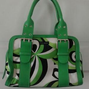 Handbags - Satchel Style Handbag Spring Green